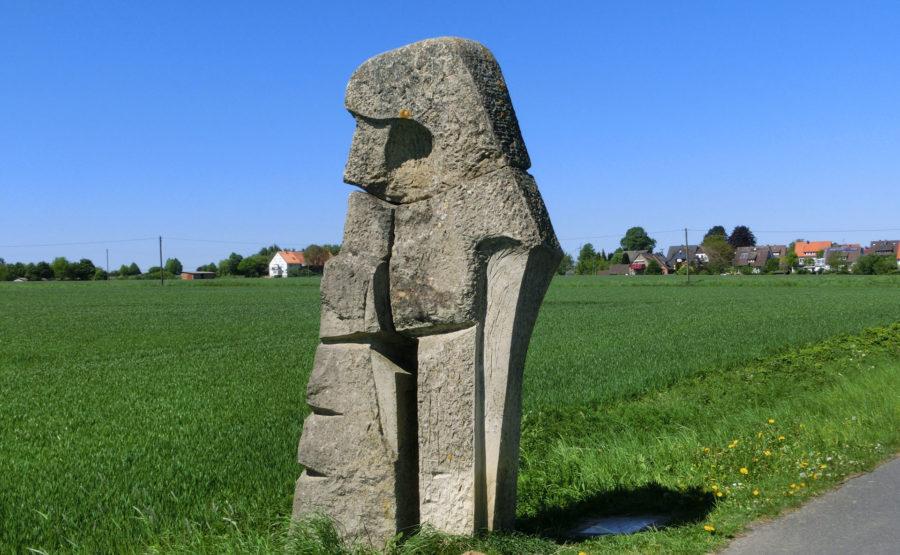 © Telle Schrader Skulptur: Welcome