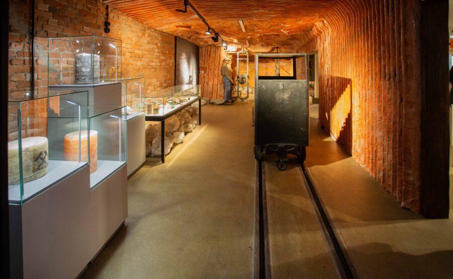 Bergbau- und Salzmuseum in der Saline Bad Salzdetfurth