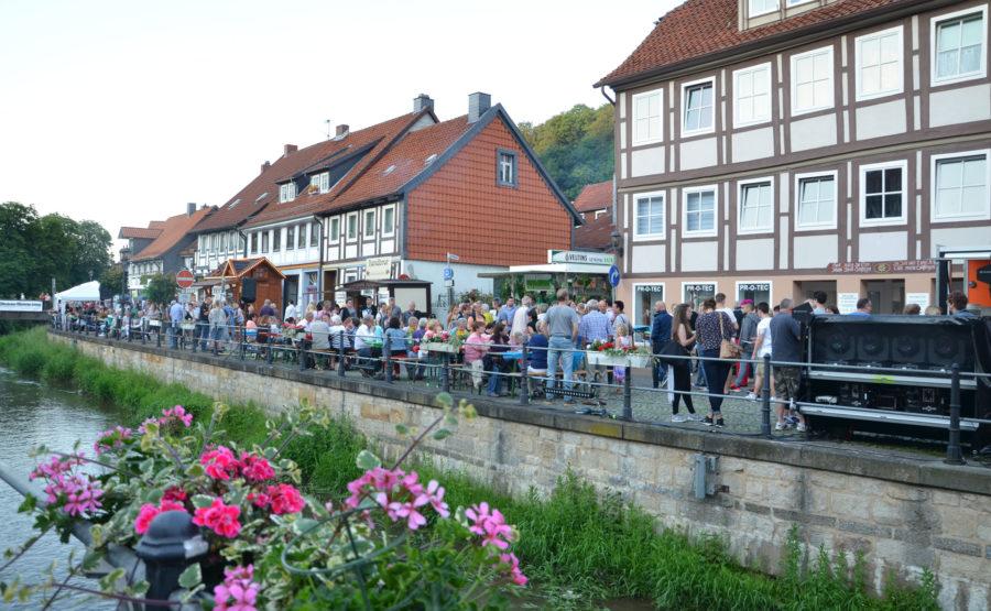 © Rochus Souan Altstadtfest Bad Salzdetfurth