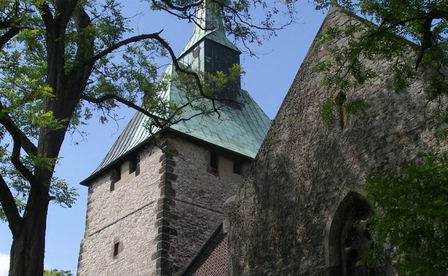 © Hans-Oiseau Kalkman Nicolai-Kirche Sarstedt