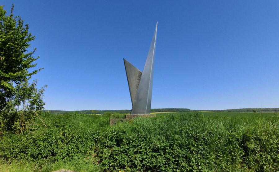 © Telle Schrader Skulptur: Aufbruch