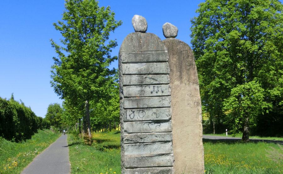 © Telle Schrader Skulptur: Begegnung