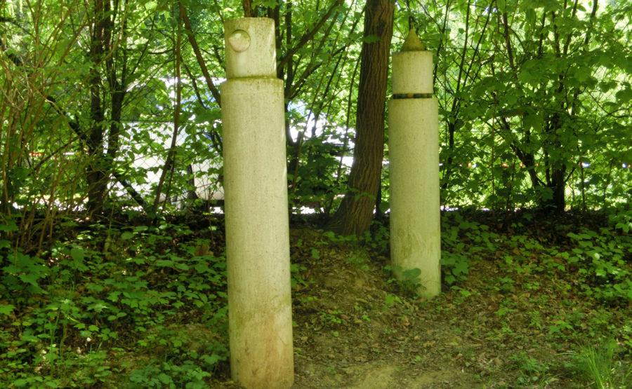 © Telle Schrader Skulptur: Stiller Dialog