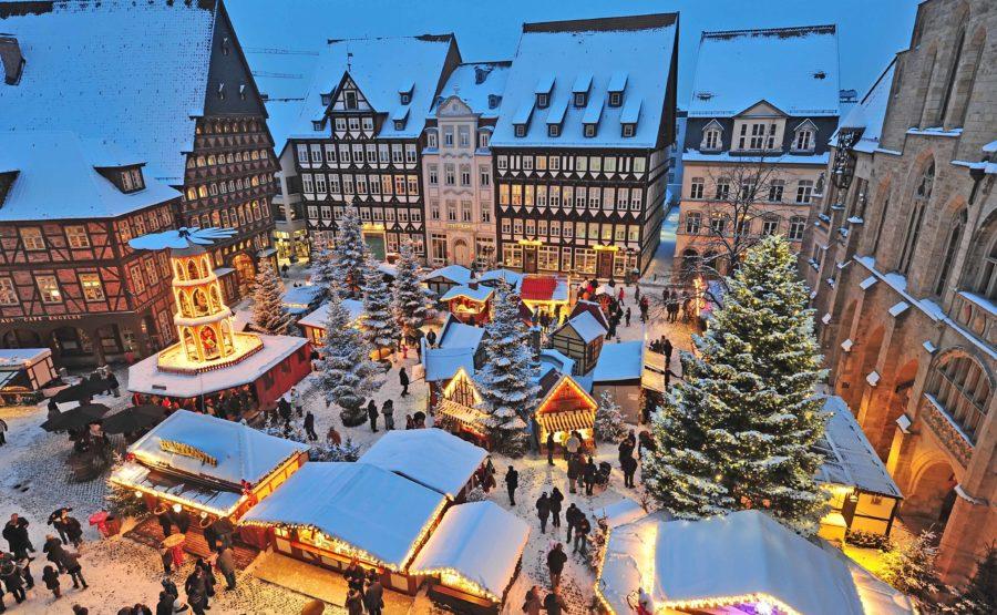 © Van der Valk Hotel Hildesheim Weihnachtsmarkt Hildesheim