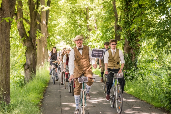 © Nils Tränkler Tweed Ride Hildesheim