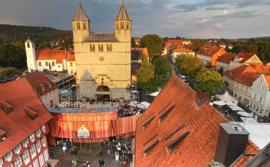 © Rudolf Hillebrecht Bad Gandersheimer Domfestspiele