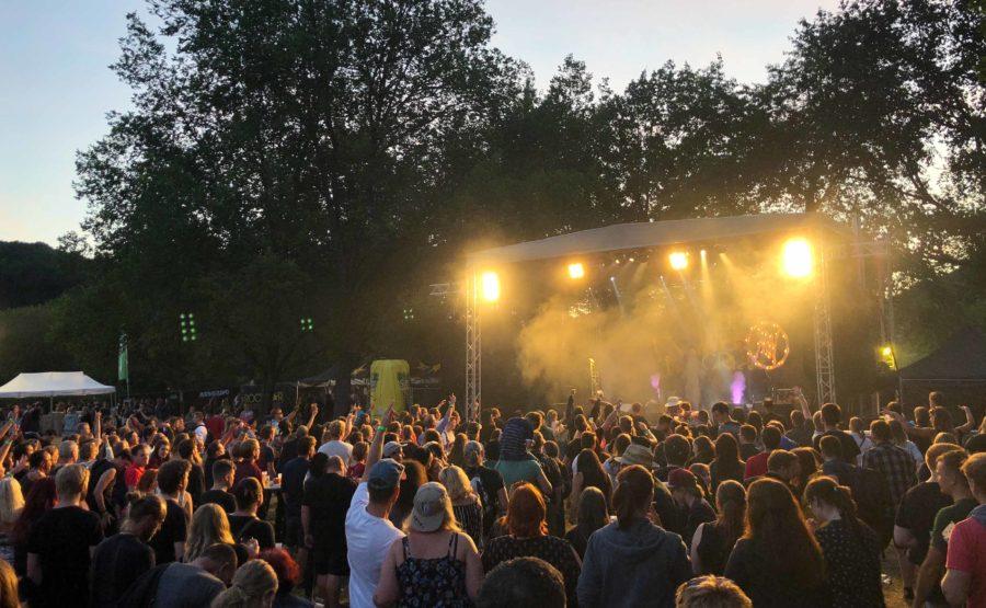 © Simon Köhler Teichrock-Festival