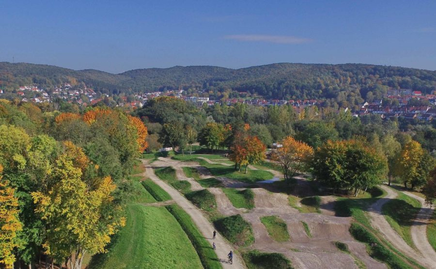 © Stadt Bad Salzdetfurth Bike- und Outdoorpark
