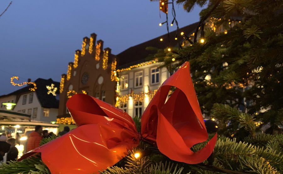 ©  Stadt Sarstedt Weihnachtsmarkt Sarstedt