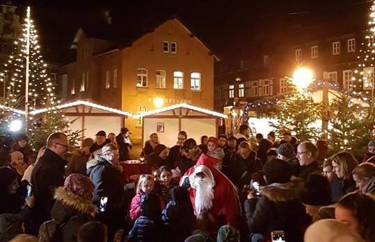 © Bad Gandersheimer Wirtschaftsforum e. V. Weihnachtsmarkt Bad Gandersheim