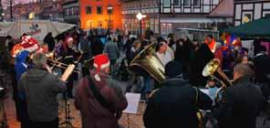 © Gemeinde Lamspringe Lamspringer Weihnachtsmarkt